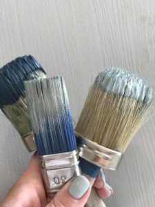 inspiration paintbrush aubusson duck egg svenska
