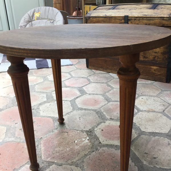 table ancien before