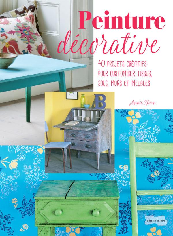 Peinture-Decorative-Livre---Annie-Sloan-Paints-Everything-FR